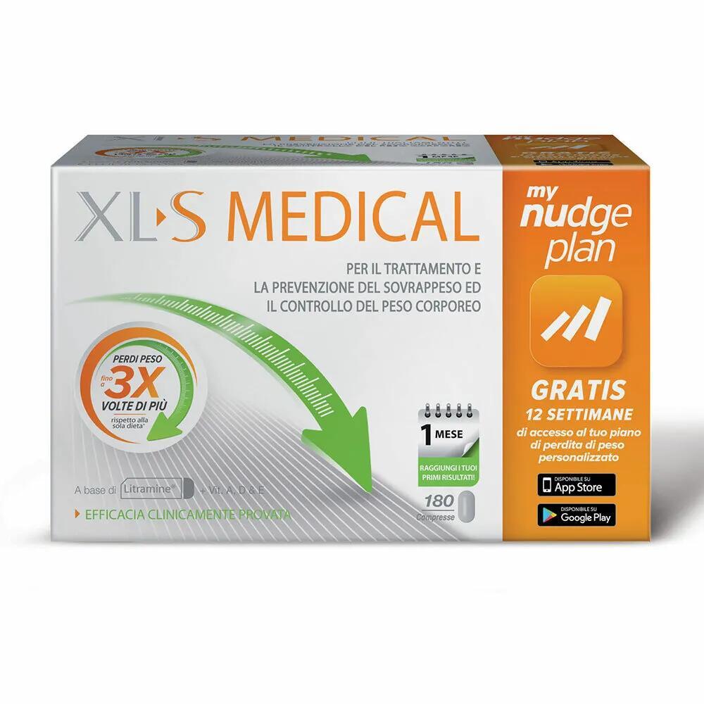 XL-S Medical Big Pack 180 Compresse