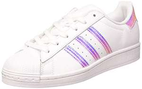 adidas Superstar J, Scarpe da Ginnastica Donna
