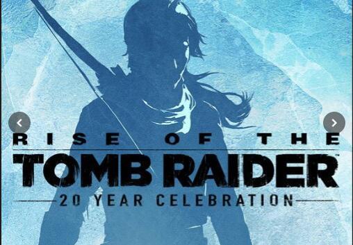 Rise of the Tomb Raider - 20th Anniversary Edition Steam CD Key Gamivo