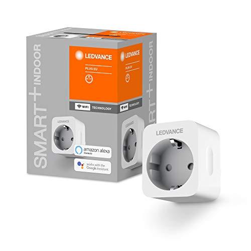 LEDVANCE SMART+ presa commutabile per WiFi, confezione da 4