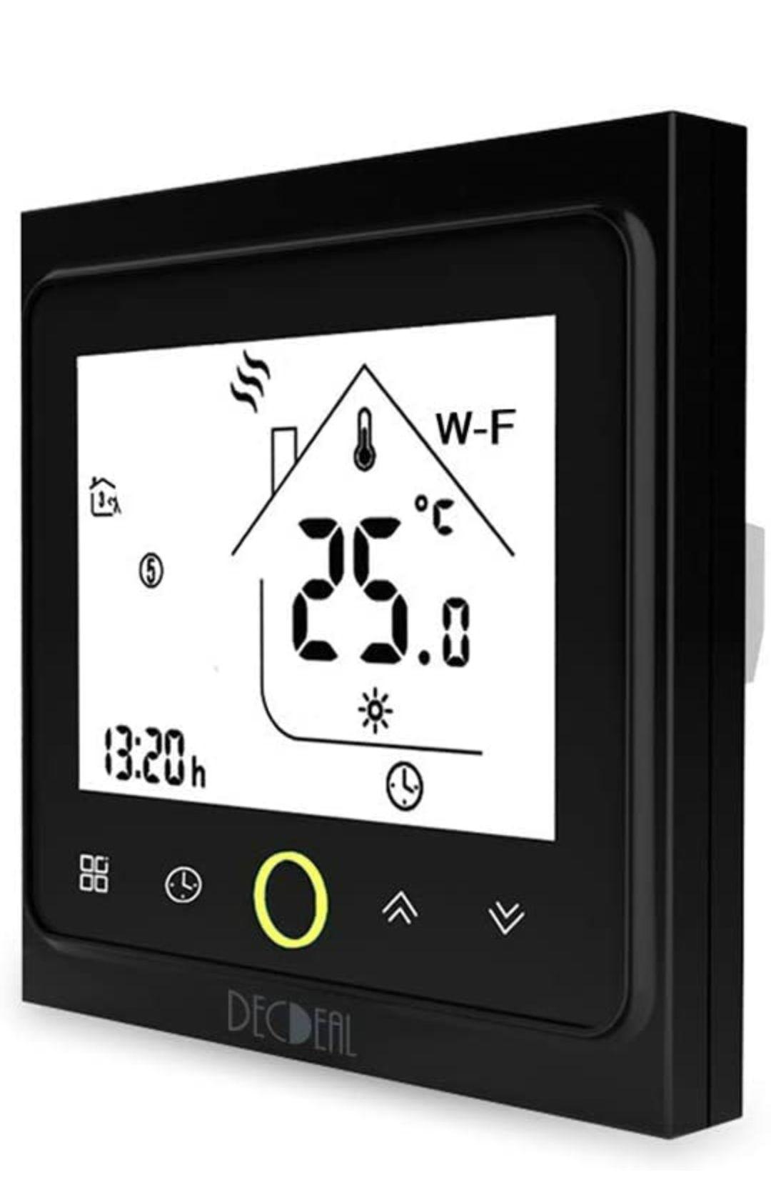 Irfora Wi-Fi Smart Termostato con controllo della temperatura APP