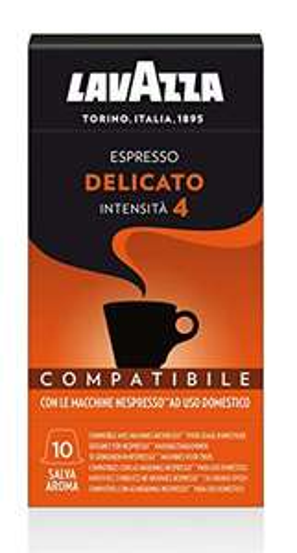 100 Capsule Compatibili Nespresso, Espresso Delicato