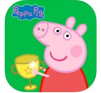 Peppa Pig: Giornata dello sport Gratis per Android & IOS