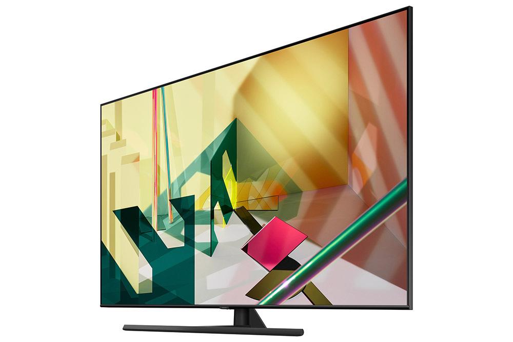 "QLED Smart TV 65"" Samsung 4K Ultra HD"