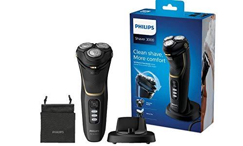 Philips Shaver series 3000 - Rasoio elettrico Wet & Dry