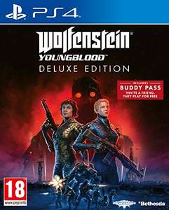 Wolfenstein: Youngblood (Deluxe Edition) - Playstation 4