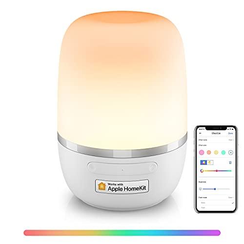 Lampada Smart da Comodino a LED Intelligente