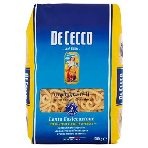 Pasta De Cecco Gramigna 500gr