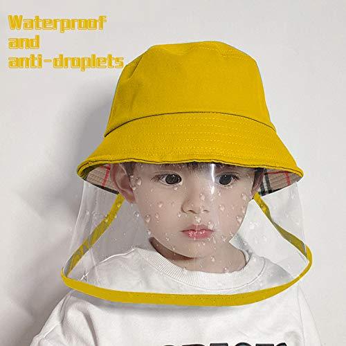 Cappello Pescatore con Visiera Rimovibile x bambini