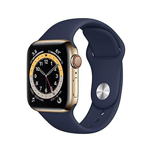 Apple Watch Series 6 GPS + Cellular - Cassa 40 mm