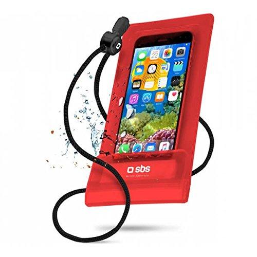 Custodia impermeabile per smartphone fino a 5,5 pollici
