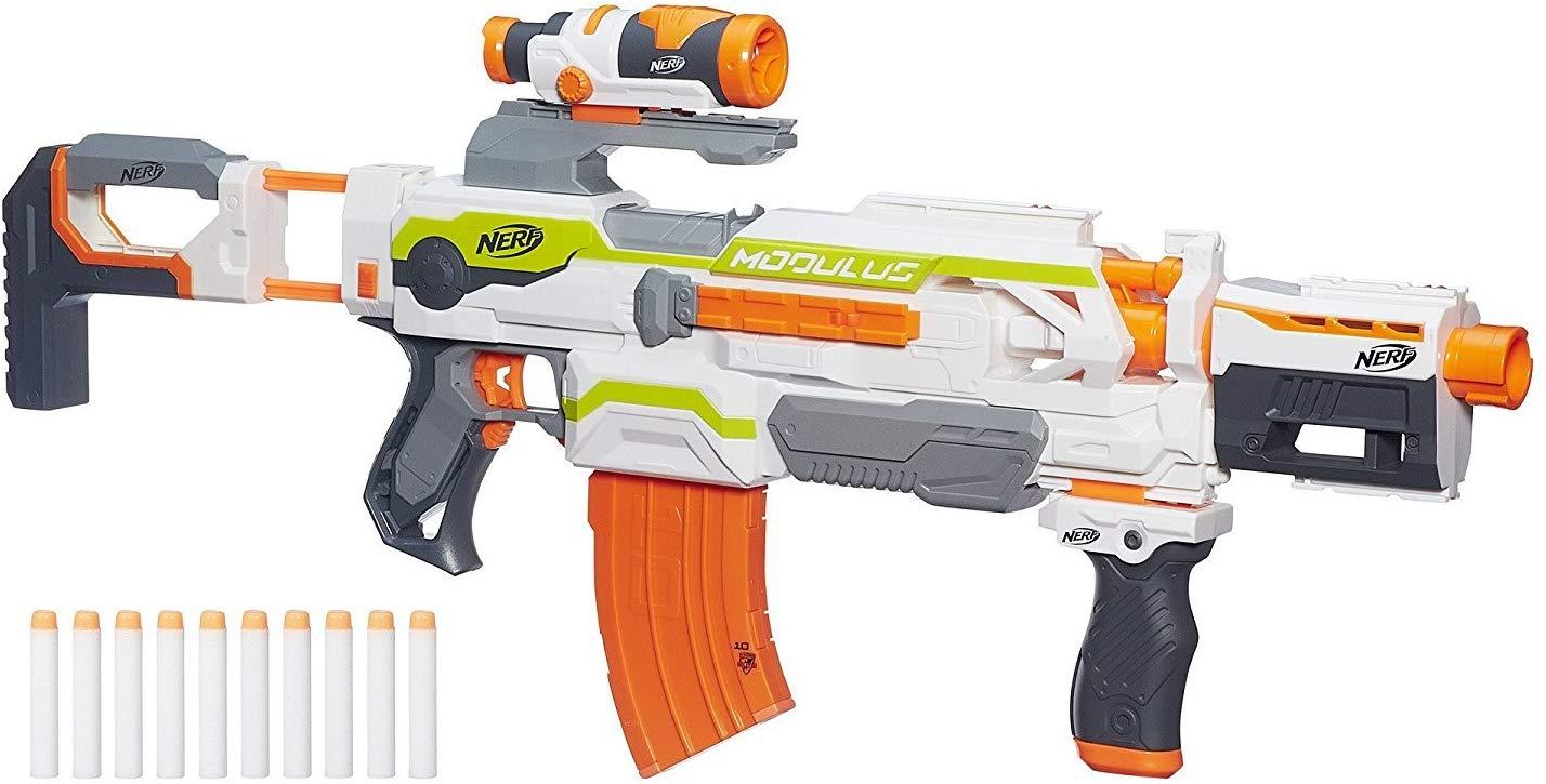 Nerf Modulus Blaster ECS-10 30.6€