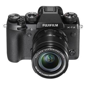FUJIFILM X-T2 + XF18/55MM BLACK