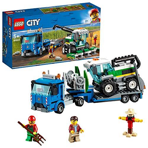 LEGO City Trasportatore di Mietitrebbia