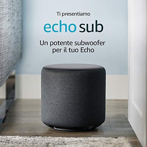 Echo Sub - Ricondizionato Certificato
