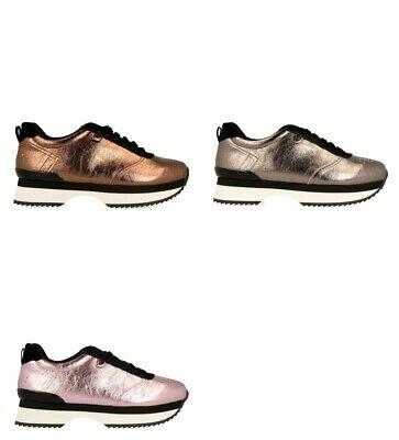 Gioseppo - Pantofole Martina piombo Donna Basso 1 a 3 cm 3 a 5cm Stringhe Casual