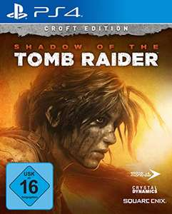 Shadow of the Tomb Raider PS4- Croft Edition