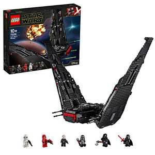 LEGO Starwars Shuttle di Kylo Ren