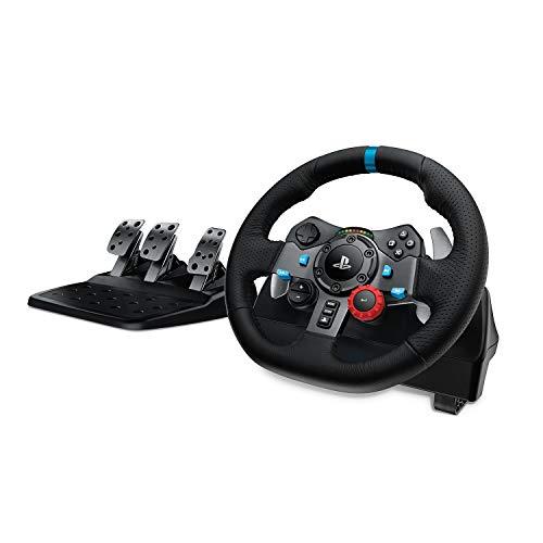 Logitech G29 Driving Force Volante da Corsa con Pedali Regolabili