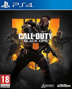 Call of Duty: Black Ops 4 + Calling Card - Exclusivité Amazon - PlayStation 4