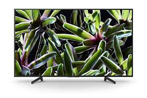 "Sony TV Smart da 49"", 4K Ultra HD, HDR, Slim Design, Nero KD-49XG7005"