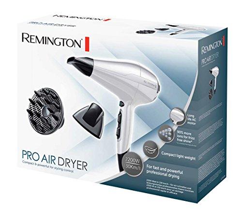 Remington Pro Air AC5913W Asciugacapelli Professionale Leggero