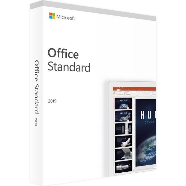Microsoft Office 2019 Standard per soli 4,49 €