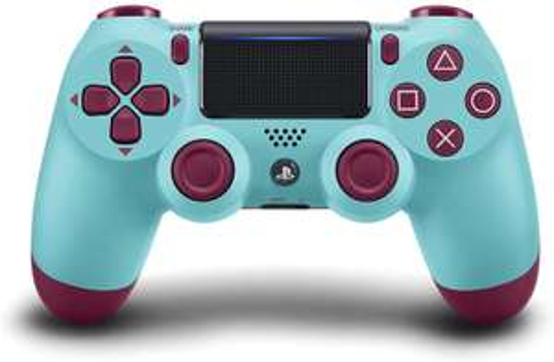 Dualshock PS4 Berry Blue