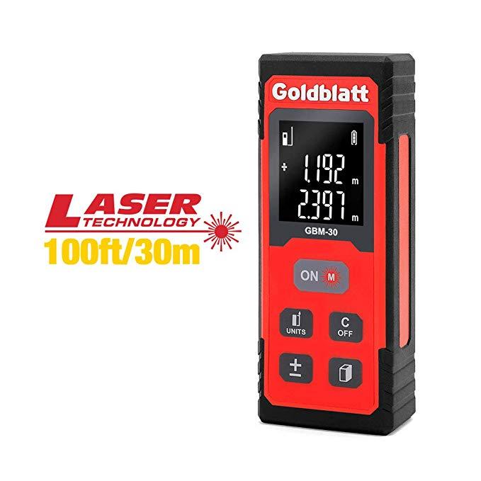 Telemetro Laser 30 Metri 9.9€
