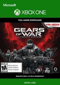 Gears of War Ultimate Edition 1.1€