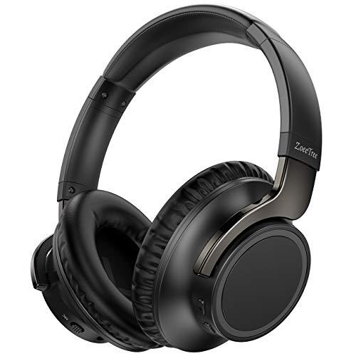 ZoeeTree H8 Cuffie Wireless, Cuffie Over Ear Bluetooth 5.0 con Autonomia 30 Ore, CVC6.0 Cuffie Senza Fili Stereo