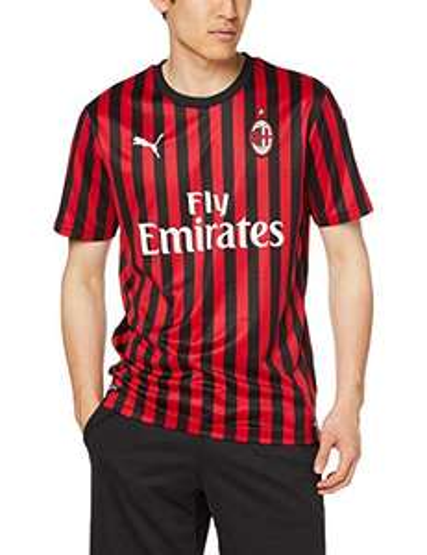Puma AC Milan REPLICA Home Stagione 2019/20, Maglia Calcio Uomo Tg. Xl