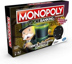 Monopoly Voice Banking