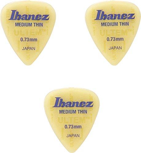 Set di 3 plettri Ibanez