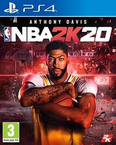 Nba 2K20 - Standard Plus Edition PS4