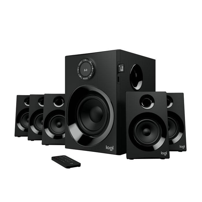 Sistema Audio Logitech 5.1 77.9€