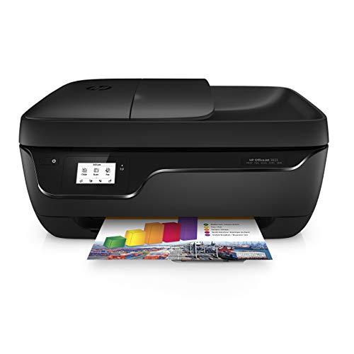 HP OfficeJet 3833, Stampante Multifunzione a Getto di Inchiostro, Scanner, Fotocopiatrice