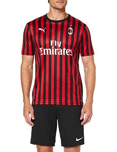 Puma AC Milan 1899 Home Shirt Repl. Piatek Print, Maglia Calcio Uomo