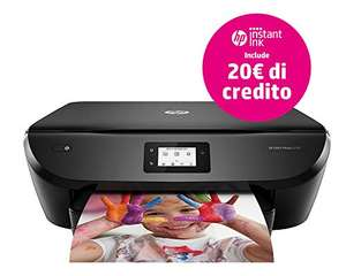 HP Envy Photo 6220 stampante wi-fi a Getto di Inchiostro+3 mesi di Servizio Instant Ink Inclusi