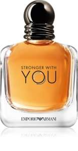 Armani Emporio Stronger With You 100ml EDT Uomo