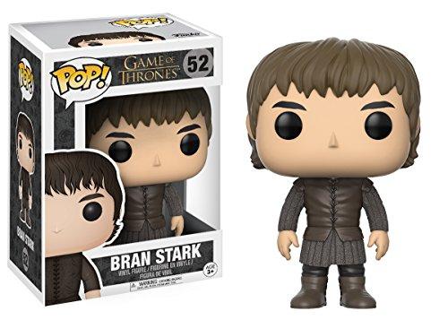 Funko 12332 Bran Stark - Figura del vinile, Il trono di spade (Game of Thrones), Bran Stark