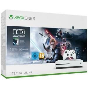 MICROSOFT Xbox One S - Star Wars: Jedi Fallen Order Bundle