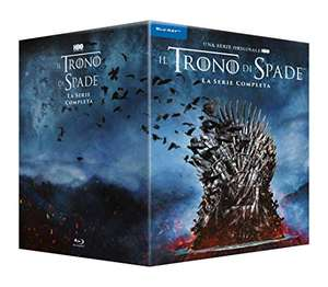 Cofanetto Game Of Thrones 8 Stagioni Blu-ray