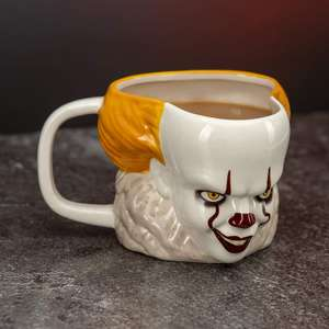 Tazza IT Ceramica PENNYWISE 7.9€