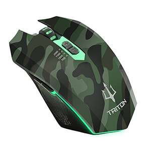 Triton X700 Mouse gaming Camouflage