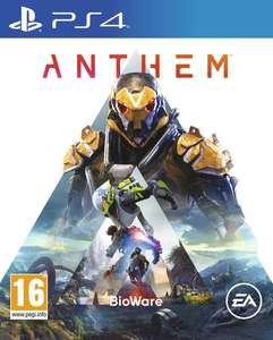 Anthem PlayStation 4 3.9€