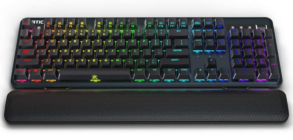 Tastiera RGB Fnatic Streak PRO 74.9€