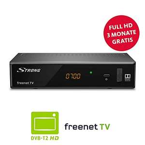 Strong SRT 8541 Ricevitore DVB-T2, Free-to-Air