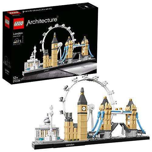 LEGO Architecture - Londra, 21034