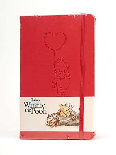 Disney Notebook di Winnie the Pooh Rosso